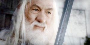 Gandalf from Lord of the Rings | Nursing Equipment South West