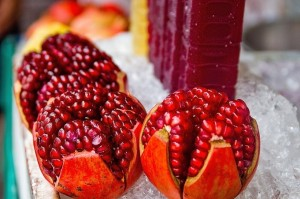 Pomegranates could help slow the effects of neurodegenerative disorders